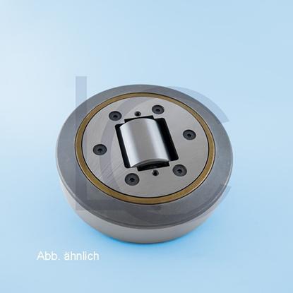 Bild von Kombirolle, Axialrolle einstellbar über Exzenterbolzen JUM80165 E 80x165x69/72 mm