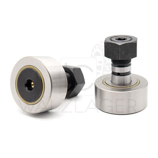 Kurvenrolle NUKR62-X-NMT INA 24x62x80 mm