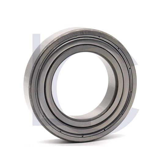 Rillenkugellager 6011-2Z NKE 55x90x18 mm