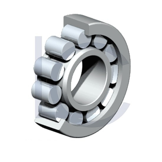 Zylinderrollenlager NJ207-E-M1 FAG 35x72x17 mm