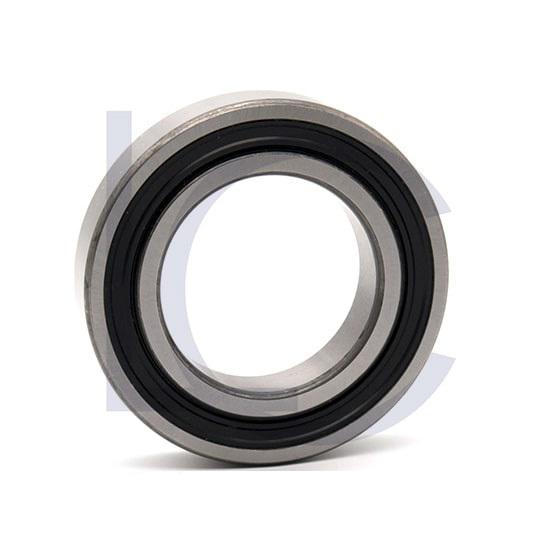 Rillenkugellager 6224-2RSR NKE 120x215x40 mm