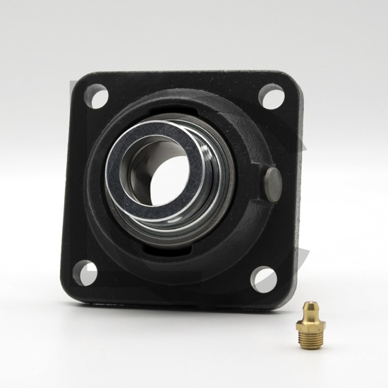 Flanschlagergehäuseeinheit RCJ80-XL INA d= 80 mm