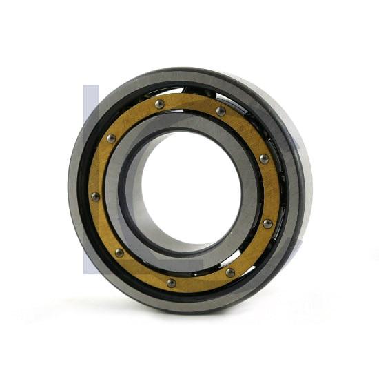 Rillenkugellager 6216-M FAG 80x140x26 mm