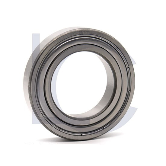 Rillenkugellager 6006-2Z/C2 SKF 30x55x13 mm